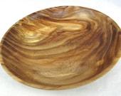 Elm wooden Bowl, 464