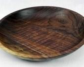 Black Walnut wooden Bowl #468