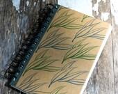 Journal, Vintage Book, Jungle Book, Spiral Bound Journal, Old Book Journal