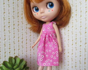 Blythe Dress: Late Summer Bloom Collection