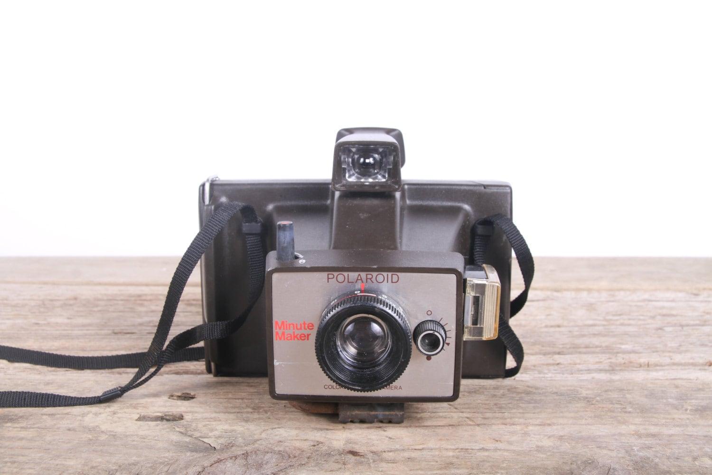 Vintage Polaroid Camera Collection Popular