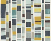 Knock on Wood by Deena Rutter for Riley Blake Designs, Main Lt Gray, SKU C5430, 1 yd