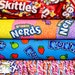 Candy Bundle (4 Fabrics Total)