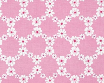 Michael Miller fabric for quilt or craft Jemma in Orchid Half Yard