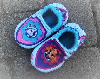 Children's Slippers/Paw Patrol Slippers