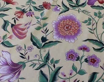 Pierre Frey Champeigne cotton print fabric by the metre