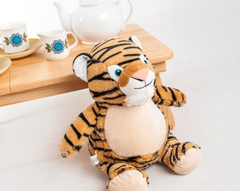 Personalised Tiger Soft Toy
