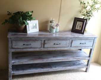 Console table for entey way/sofa table/hall table/conversation piece/ with drawers