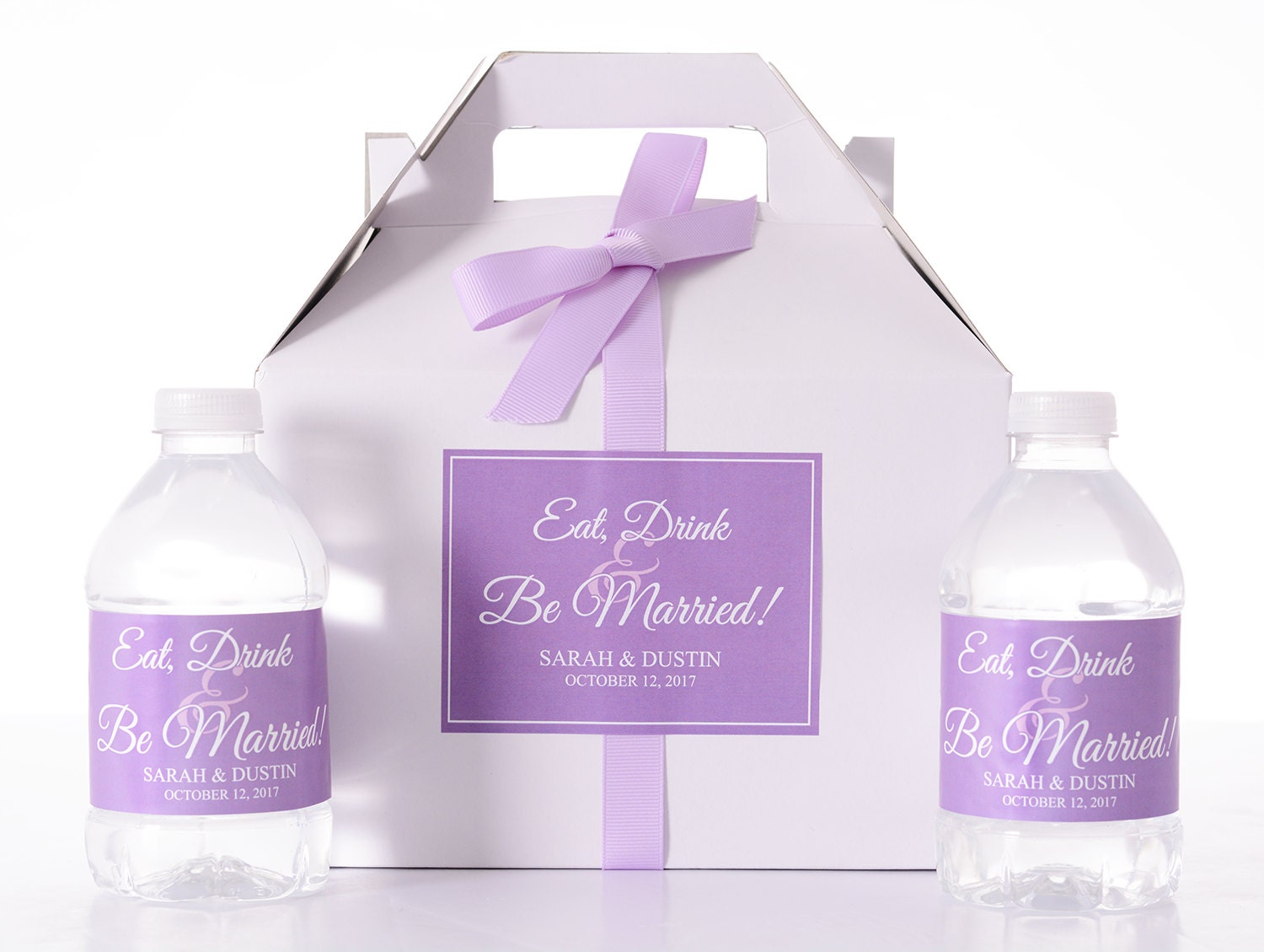 Personalized Wedding Boxes 25 Wedding Favor Box Welcome