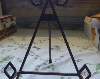 2 Picture, Book or Charger Stand wih calapsable Back Leg