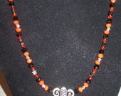 Harley Quinn Inspired Necklace