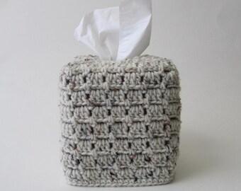 Kleenex Tissue Box Cover Granny Chic  Home Decor |Ready to Ship|