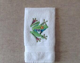 Frog Bathroom Etsy