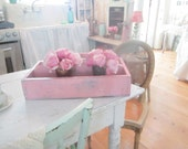 shabby pink carrier wood beautiful patina cottage chic cottage chic ashwell prairie