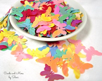 Butterfly Sequins Pailletes Confetti