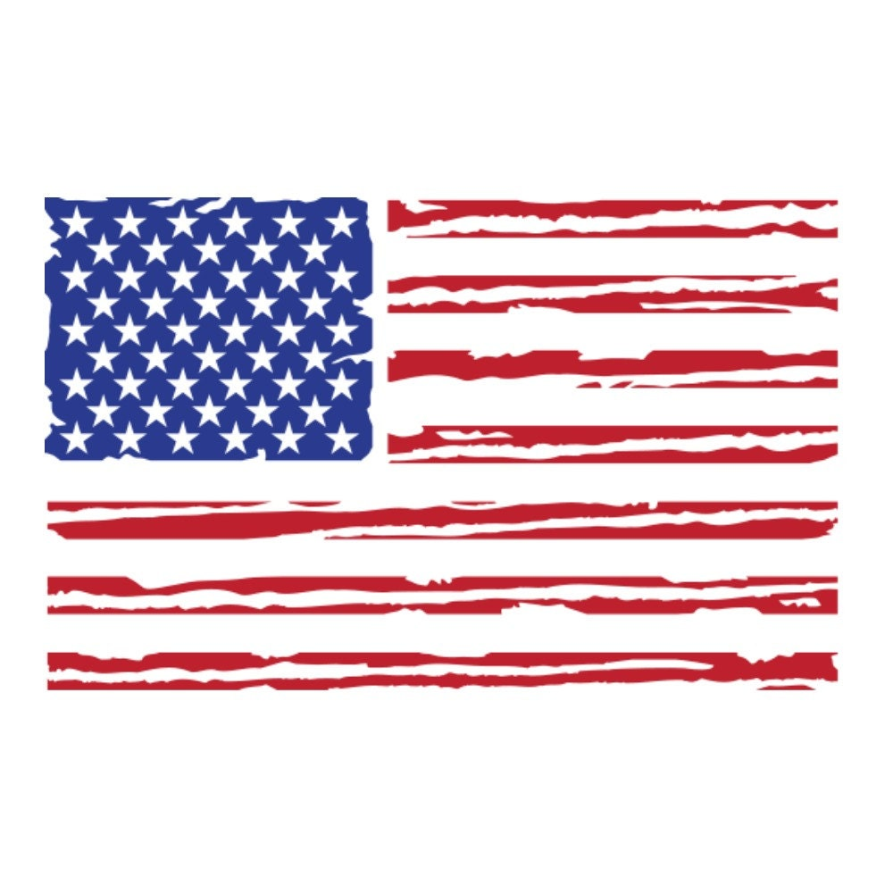 Svg distressed american flag us flag flag decor for American flag decoration