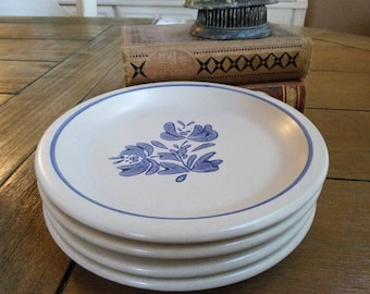 Pflatzgraf Yorktowne Bread Plates Set of Four