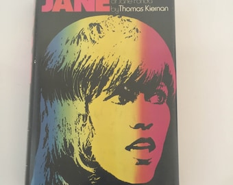 Jane: An Intimate Biography of Jane Fonda (1st Edition 1973 Hardcover)