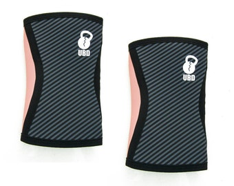 XS Creamsicle Knee Sleeves - Size EXTRA SMALL - UBS006XS