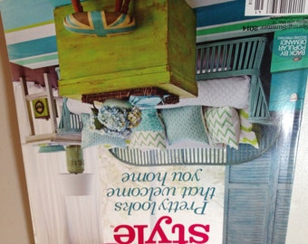 Cottage Style Book/Better Homes and Garden/Spring Summer 2014