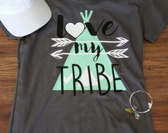 Love My Tribe Tee