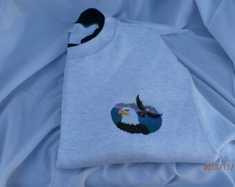 mens crew neck sweatshirts