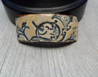 Snowman Artisan Bracelet Connector