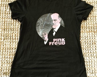 Pink Freud Women's 2XL Shirt