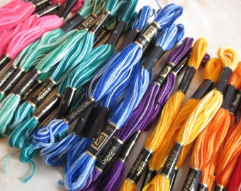 Embroidery Thread 34 Skeins Embroidery Floss Cross Stich Thread