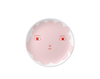 Melamine Plate - Lamb