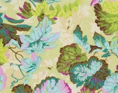 LAST ONES!!  VINTAGE - 1/2 Yard Kaffe Fassett Collective Fabric - 100% Cotton Quilt Fabric - Phillip Jacobs - Grandiose - Taupe