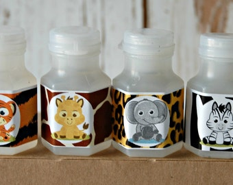 Baby Zoo Bubbles