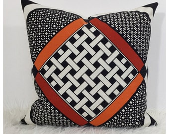 Vintage Fabric Cushion Cover Daniel & Carola Olsen