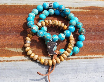MN Charm Bracelet - Color Boundry Waters