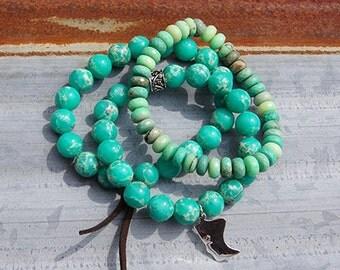 MN Charm Bracelet - Color: Wintergreen