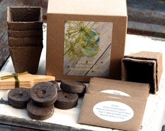 cadeau pour le jardinier jardinage kit d butant jardinier. Black Bedroom Furniture Sets. Home Design Ideas