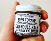 Calendula Balm - All Natural - For Face and Baby