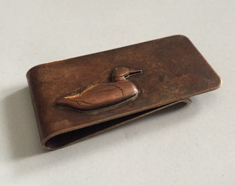 Duck Money Clip for Men