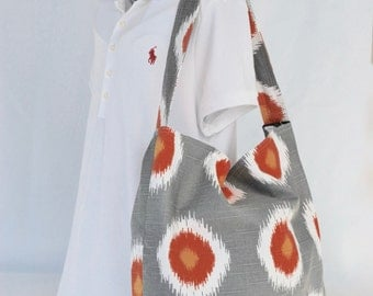 Large Summer Tote & Carryall