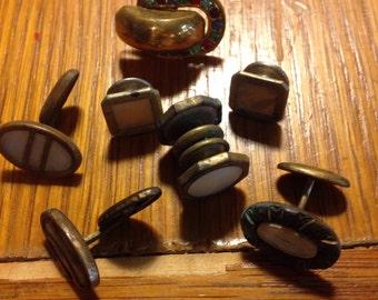 Vintage Brass Odds & Ends