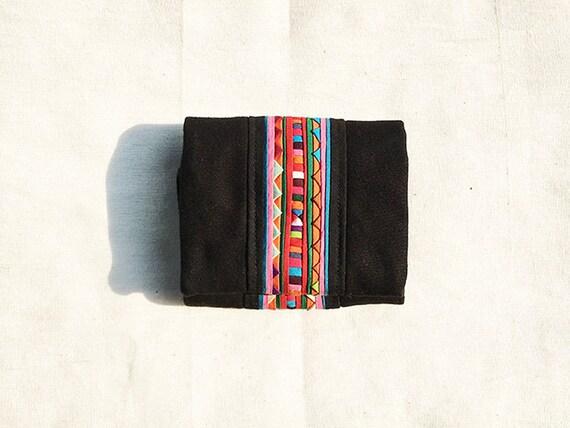 Handmade Tribal Compact Wallet