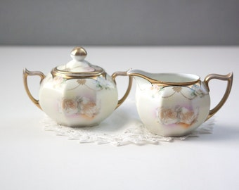 Royal Munich, Z S & Co Bavaria Creamer and Sugar Set