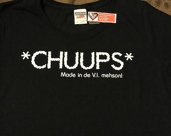 CHUUPS Tee - Black