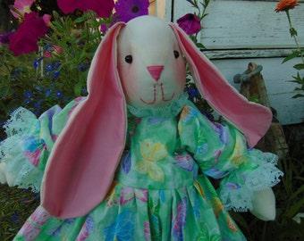 Minnie the Stuffed Bunny Rabbit Doll
