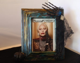 Spooky Halloween Picture frame