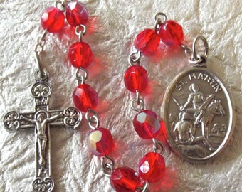 St. Martin Rosary Tenner