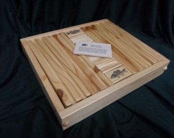 Rustic Pine Domino Set