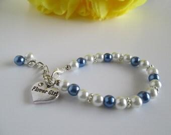 Flower Girl Bracelet, Flower Girl Gifts, Flower Girl Jewelry, Gifts for Flower Girls, Flower Girl Gift Ideas, Flower Girl Jewellery,