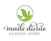 Custom Order for Chanet