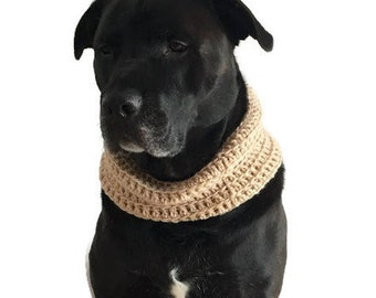 Canine Crochet Cowl